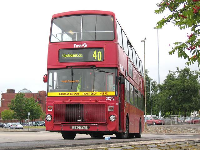 First Glasgow 31223 (B30YYS)