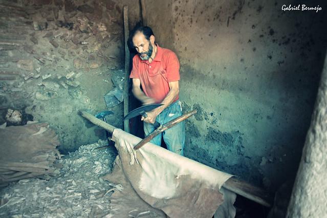 Trabajo duro - Marruecos