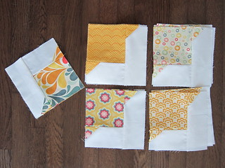 Smitten Blocks Yellow | by Everyday Fray