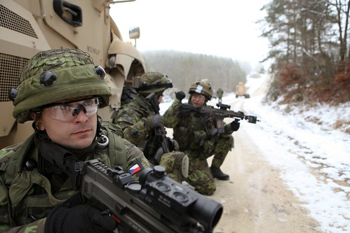 Czech army training at JMRC | by U.S. Army Europe