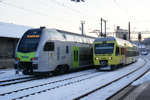 2012-12-11, BLS/CFF, Fribourg | by Fototak