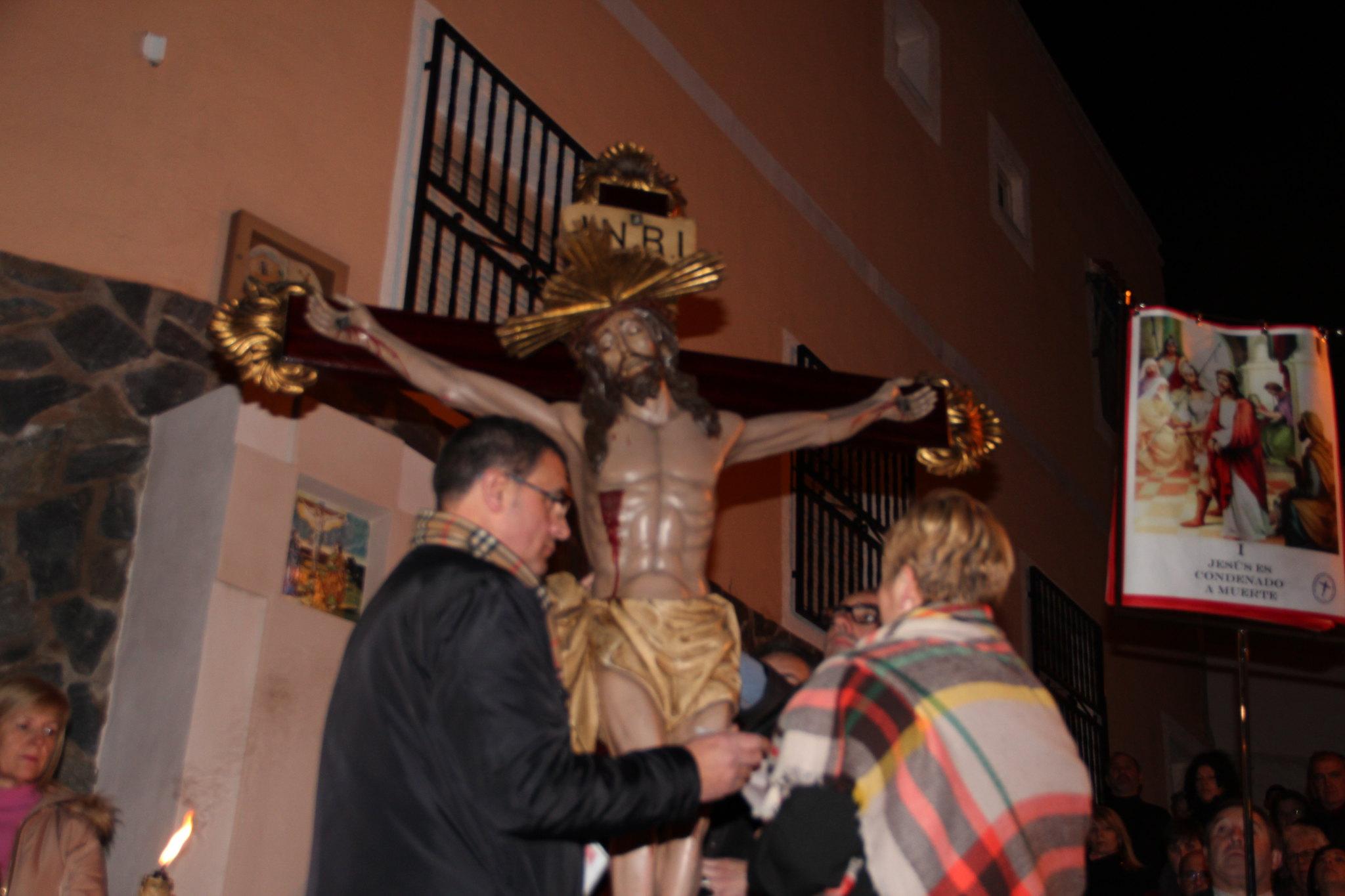 (2016-03-18) - VII Vía Crucis nocturno - Antonio José Verdú Navarro (016)