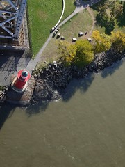 日, 2012-10-21 10:00 - Little Red Lighthouse