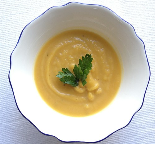 Pumpkin soup bowl | by Le living and co.
