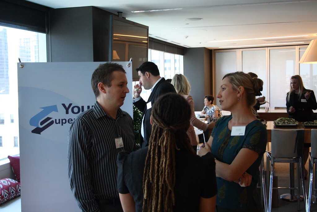 Queensland Young Super Network Lunch