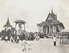Stříbrná pagoda na začátku 20. století, foto: Andrea Filičková