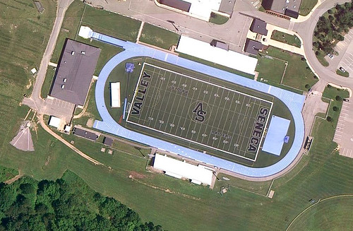 school sports track pennsylvania aerial harmony cropped googleearth 1000 lightroom lat408067159lon801102305z16l0mb