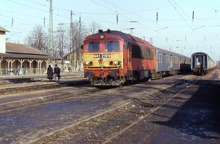 08.02.93 Rákospalota-Újpest M41 2199
