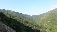 Извилистая горная дорога