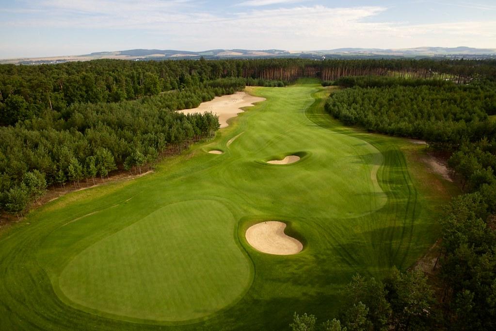 Penati Golf Resort aerial photos