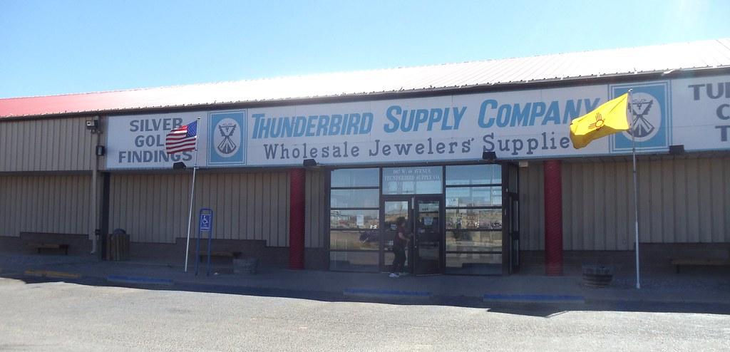 Business Profile: Thunderbird Supply Co.