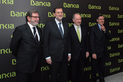 El presidente asiste al Encuentro Financiero Bankia 2012   by La Moncloa - Gobierno de España