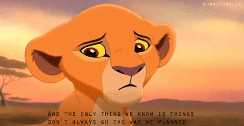 Inspirational Quote From The Lion King 2 Simbas Pride 1