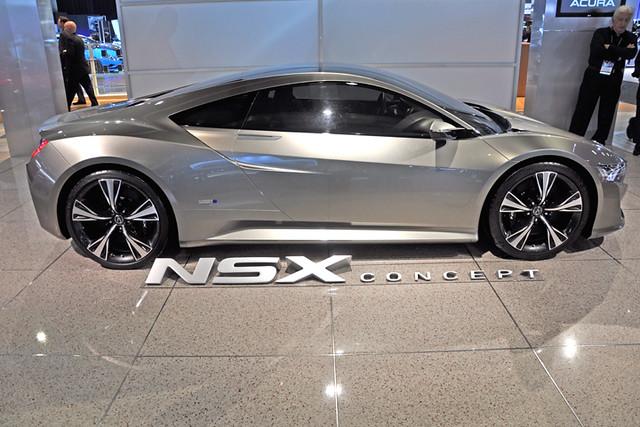 Acura NSX concept 1