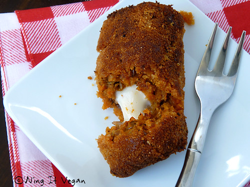 Leftover Lentil Cottage Pie Croquette | by River (Wing-It Vegan)