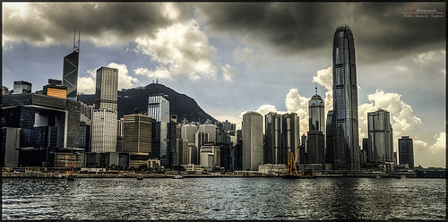 Hong Kong skyline (day) | by _Hadock_