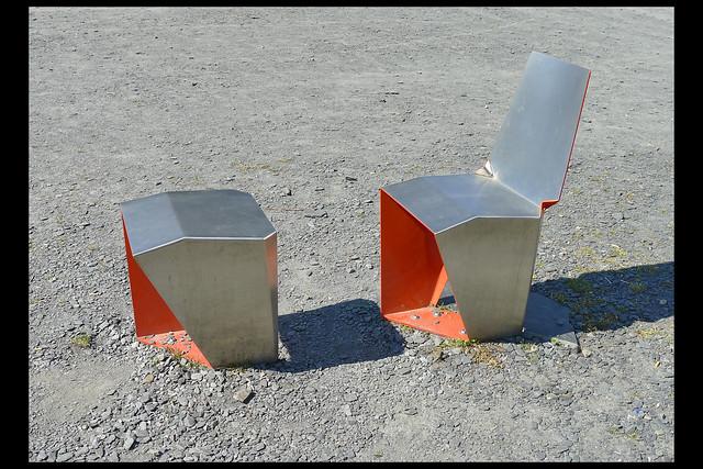BE genk kolenmijn winterslag- cultuurcentrum c-mine buitenmeubilair 02 (c-mine)