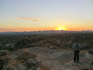 1211 Pontatoc Ridge Sunset | by c.miles