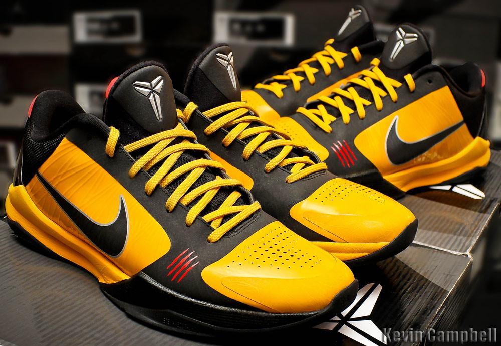 huge selection of ce9bb 42cc8 Nike Zoom Kobe V