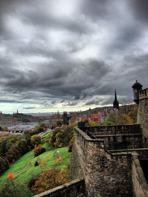 View from Edinburgh Castle [Explored]