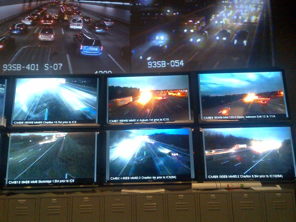 Highway Operations Center, New Traffic Cameras, November 2…   Flickr