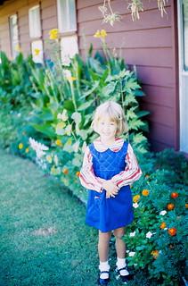 Oklahoma   -   1362 Lee Road   -   Ft. Sill   -   Jessica   -  September 1977