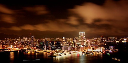 Golden hour - Hong Kong, 早上好,香港
