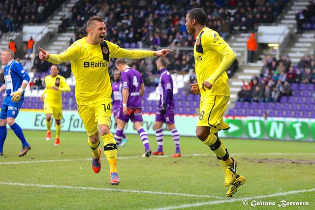 Beerschot AC - Club Brugge: 1-7