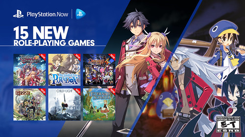 PlayStation Now: August 2016 | by PlayStation.Blog