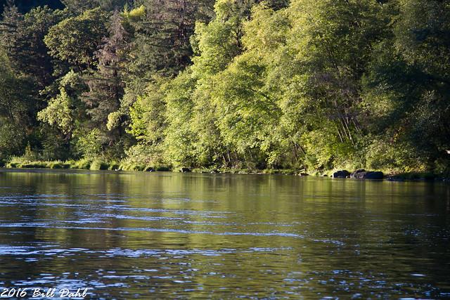N. Umpqua River - B
