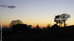 Garth Hill Sunset