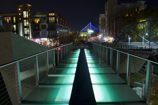 Footbridge, Chattanooga, TN