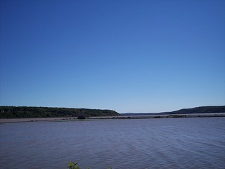 Hudson River and Rondout Creek