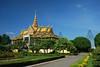 Phnom Penh, Královský palác – Pavilon měsíčního svitu, foto: Andrea Filičková