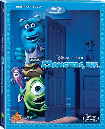 Monsters Inc 2001 720p BluRay Dual Audio In Hindi English