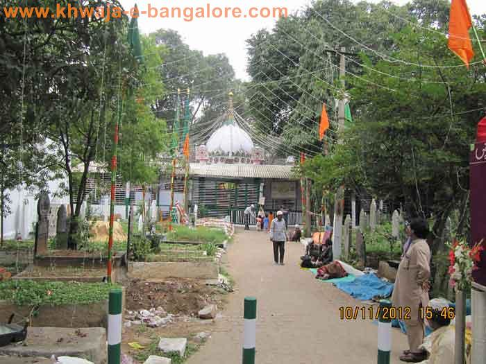 100th Urs Shareef Hazrat Khwaja-e-Bangalore (RA)-ursphotoView20