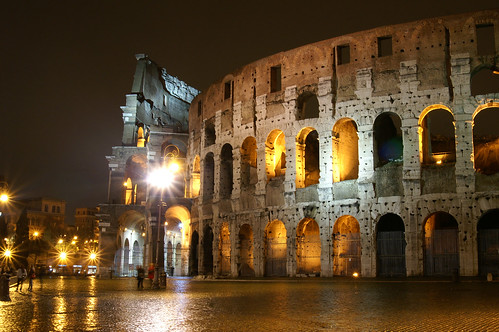 Coloseum in roma