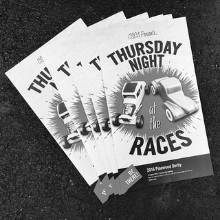 8/9/2016, Thursday Night at the Races @thecsca #cscapinewood16 #366project
