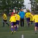 VVSB - Wooter Academy 3-2  Oefenwedstrijd