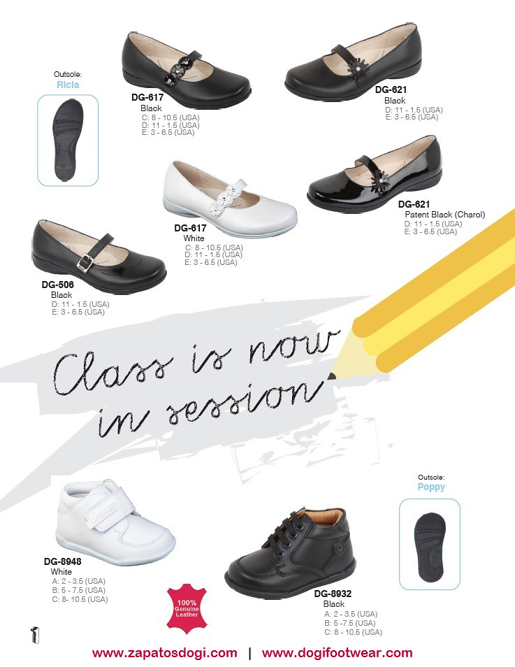 7839d99c Zapatos Dogi - Mayoreo - Back to School 2016 - 01 | Amor Sales | Flickr