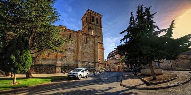 (279/16) Iglesia de Ntra. Sra. de la Asunción - Sacedón