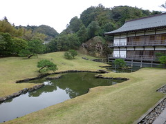 Sun, 11/11/2012 - 13:18 - 建長寺 - 方丈裏手の庭園