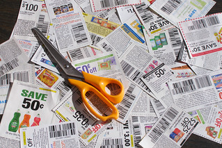 Clipped Coupons With Scissors 1 | by ccPixs.com