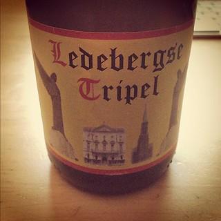 Tripel vanuit het Gentse #Ledeberg proeven