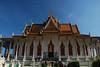 Phnom Penh, Královský palác – Stříbrná pagoda, foto: Andrea Filičková