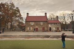 Old Stone House in JJ Bryne/Washington Park, Park Slope, Brooklyn, New York