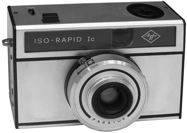Agfa Iso-Rapid Ic