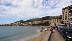 Пляж в Ajaccio