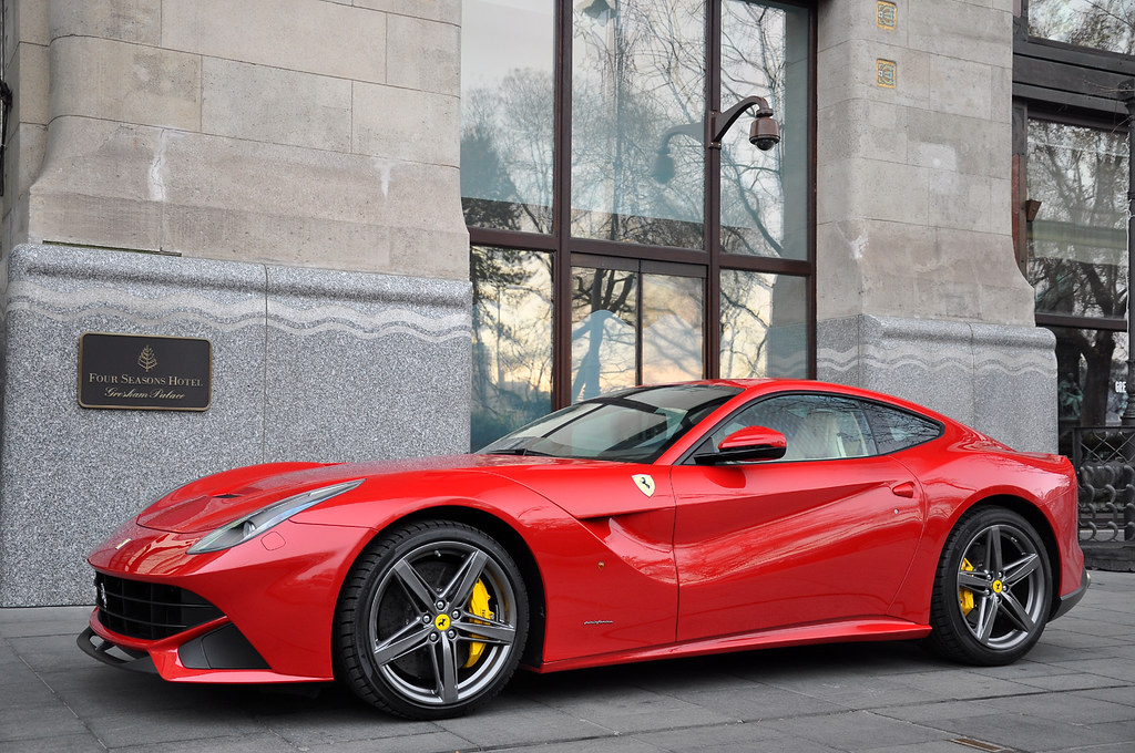 Ferrari F12 Berlinetta   The first in Hungary!   Flickr