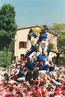 013. Diada de Festa Major. Intent de 5de7 | by Cargolins